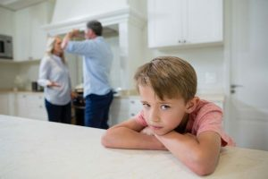 Konflikte belasten vor allem die Kinder