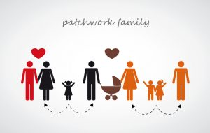 Patchworkfamilien stehen vor besonderen Belastungen